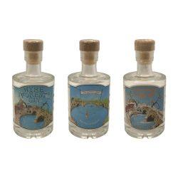 Hinton's Gin 3 x 5cl Set