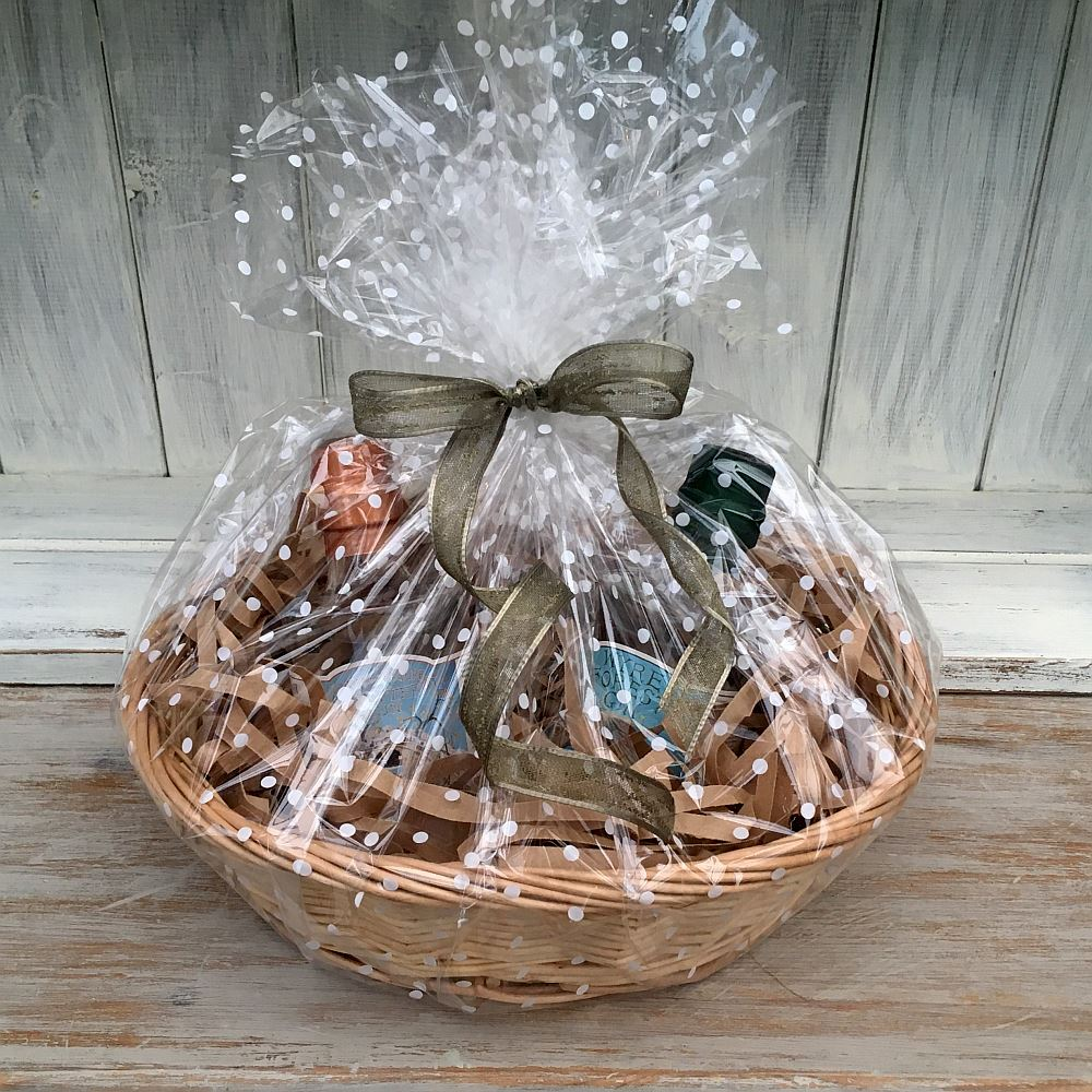 Hinton's Gin 2 x 20cl Gift Basket