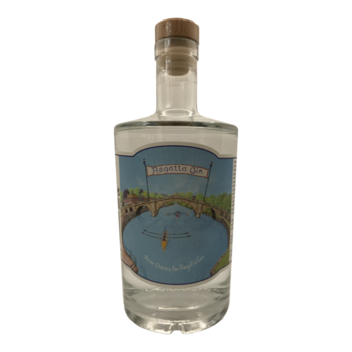 Hinton's Regatta Gin 70cl