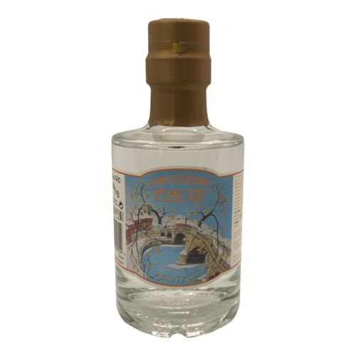 Hinton's Worcestershire Pear Gin 20cl