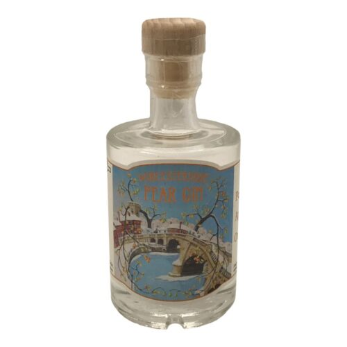 Hinton's Worcestershire Pear Gin 5cl