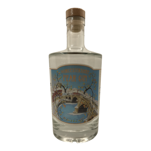 Hinton's Worcestershire Pear Gin 70cl