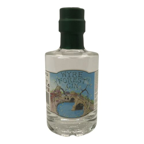 Hinton's Wyre Forest Gin 20cl