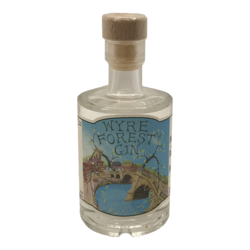 Hinton's Wyre Forest Gin 5cl