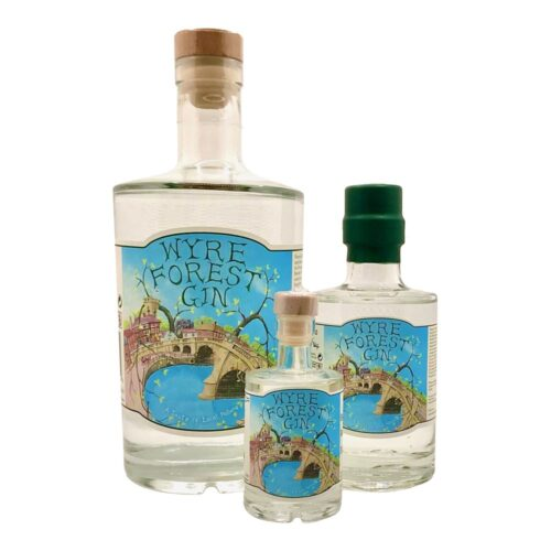 Hinton's Wyre Forest Gin