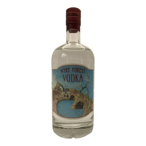 Hinton's Wyre Forest Vodka 70cl